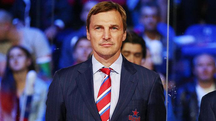 Сергей Федров - главный тренер ЦСКА!