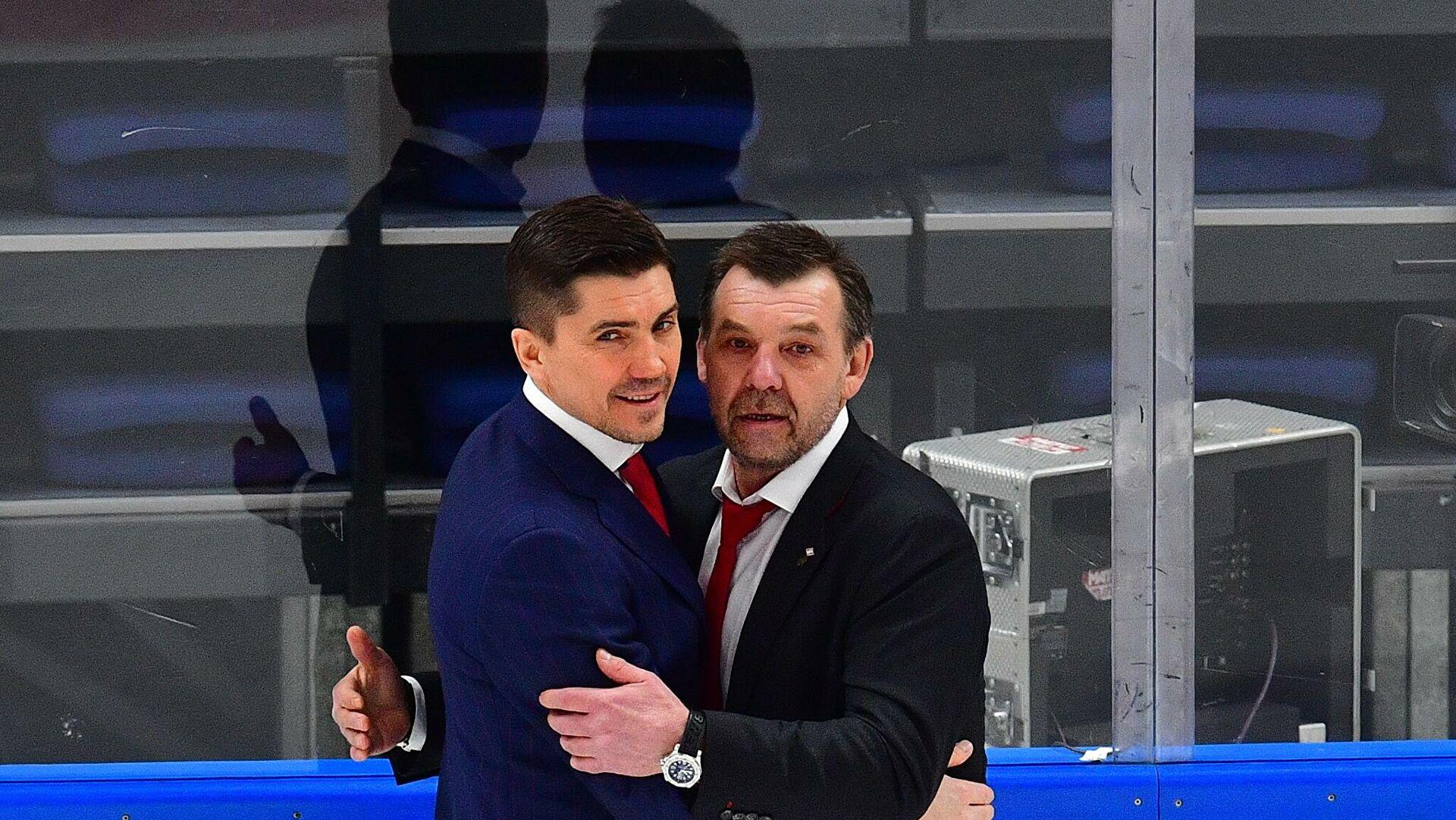Знарок в сборной, Никитин в Локомотиве
